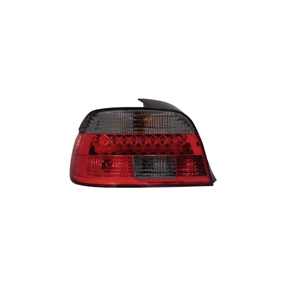 Anzo USA 321128 BMW Red/Smoke LED Tail Light Assembly   (Sold in Pairs)