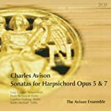 Sonatas for Harpsichord Opus 5&7