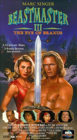 Beastmaster III: The Eye of Braxus [VHS]