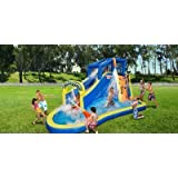 Banzai Plummet Falls Adventure Water Slide