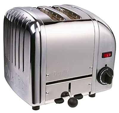 Dualit 2-Slice Toaster, Chrome by Dualit
