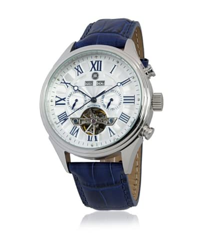 Reichenbach Reloj automático Man Cassel Azul 44 mm
