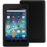 """Fire HD 6 Tablet, 6"""" HD Display, Wi-Fi, 8 GB - Includes Special Offers, Black"""