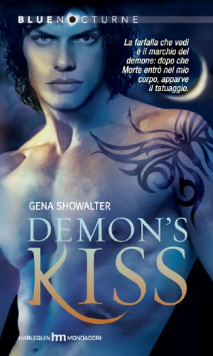Gena Showalter - Demon's kiss