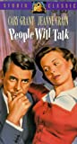 People Will Talk [VHS]