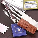 [ROYCE/ロイズ]チョコレート根付ストラップ(生チョコレート/オーレ)RYC0010
