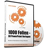 "1000 Folien - 3D PowerPoint Vorlagen - Farbe: quick.orange: Moderne Pr�sentationen f�r  Business, Kommunikation, Marketing, Vertrieb, Verkauf, Sales, ... - f�r Microsoft PowerPoint und Apple Keynotevon ""Future Pace Media"""