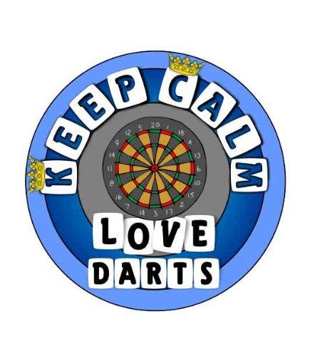 keep-calm-love-darts-car-sticker-auto-adesivi-sign-blue