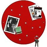 """Big Dot Board (Red) (12"""" diameter)"""
