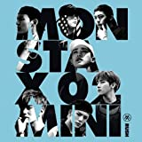 MONSTA X [ RUSH ] 2nd Mini Album SECRET Ver. CD + a Photocard + Poster Sealed