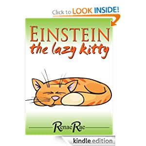 Kindle Daily Deal: Einstein The Lazy Kitty