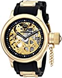 Invicta 17265 51.5mm Stainless Steel Case Black Polyurethane flame fusion Men's Watch