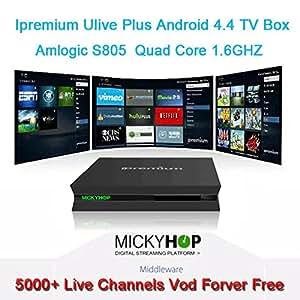 Vshare ipremium global iptv box kodi arabic iptv box 6000 tv channels