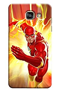 Clarks Avengers Hard Plastic Printed Back Cover/Case For Samsung Galaxy A5 2016