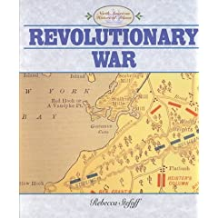 Revolutionary War Maps book