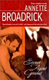 Secret Agent Grooms (By Request 3's): Adam's Story/The Gemini Man/Zeke (0373185014) by Broadrick, Annette