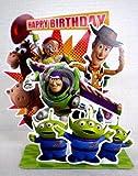 お誕生日カード・ディズニー 立て飾れるトイ・ストーリー 8-3
