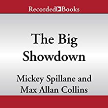 The Big Showdown: A Caleb York Western Audiobook by Mickey Spillane, Max Allan Collins Narrated by Corey M. Snow