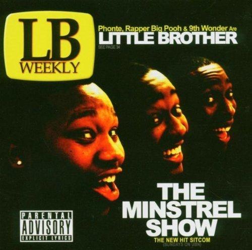 little brother the minstrel show cd covers. Black Bedroom Furniture Sets. Home Design Ideas