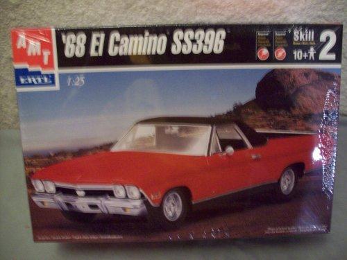 AMT 1968 El Camino SS 396 Model Kit (El Camino Model compare prices)