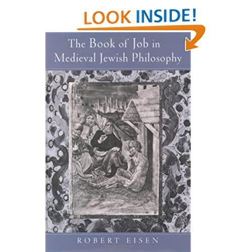 The Book of Job in Medieval Jewish Philosophy