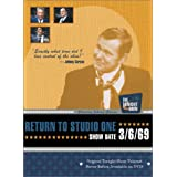 Johnny Carson - The Tonight Show: Return to Studio One, 3/6/69