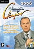 echange, troc Question Pour un Champion 2006