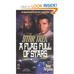 A Flag Full of Stars (Star Trek, Book 54) by Brad Ferguson