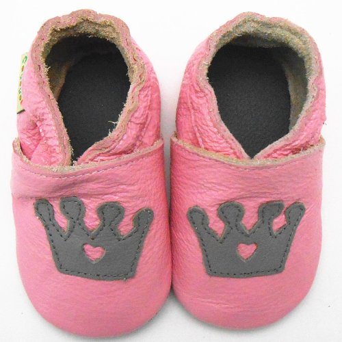 Leather Infant Shoes front-1048127