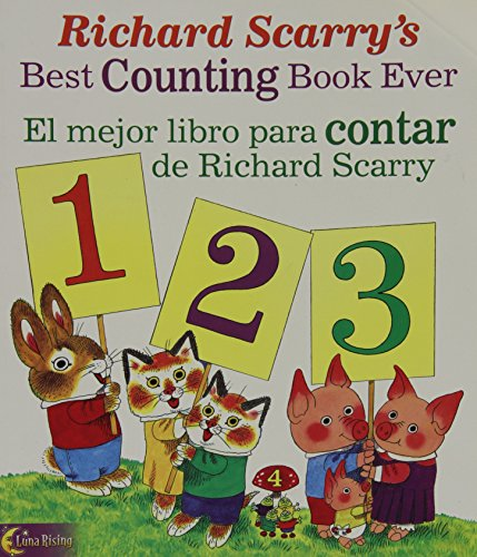 El Mejor Libro Para Contar de Richard Scarry/Richard Scarry's Best Counting Book Ever (Richard Scarry's Best Books Ever!)