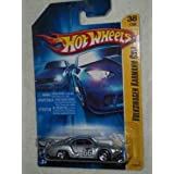 2006 First Editions #38 Volkswagen Karmann Ghia International Card Collectible Collector Car Mattel Hot Wheels
