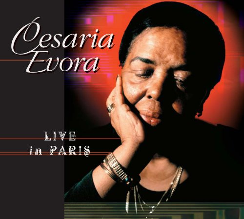 Cesaria Evora - Live in Paris 2001