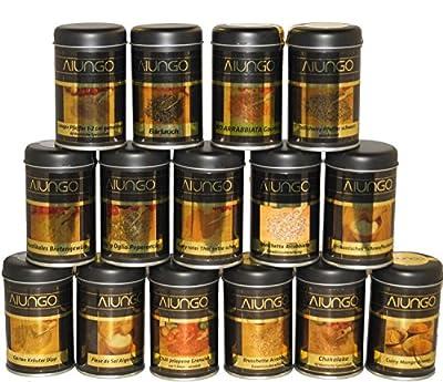 Viungo® Aglio Oglio Peperoncino - Gewürzmischung für Pastagerichte 75 g - Nachfüllbeutel von Viungo® auf Gewürze Shop