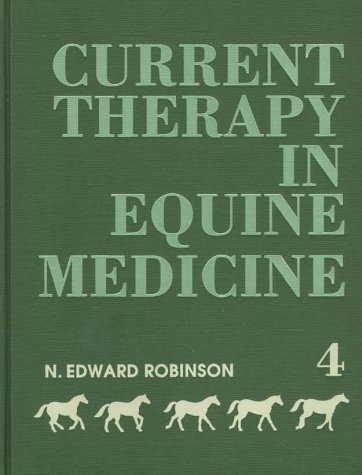 Current Therapy in Equine Medicine (Current Veterinary Therapy)