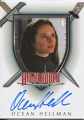 the-complete-highlander-autograph-a13-ocean-hellman