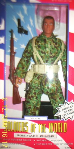 Buy Low Price Formative International Soldiers of the World M203 Grenadier Vietnam War 1961-1975 12″ Action Figure (B000NP5RZU)