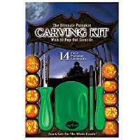 1 X Ultimate Pumpkin Carving Kit by Fun World Direct Import