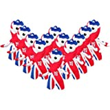 Wenlock Union Jack 25cm Olympic Soft Toy x12