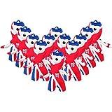 Wenlock Union Jack 25cm Olympic Soft Toy x12