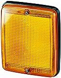 HELLA 003236088 3236 Series P21W Type Amber Flushmount Turn Lamp