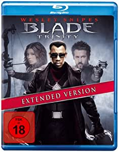Blade: Trinity - Extended Version [Blu-ray]