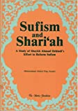 img - for Sufism and Shari'ah: A Study of Shaykh Ahmad Sirhindi's Effort to Reform Sufism book / textbook / text book