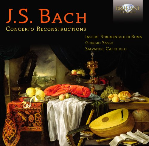 Buy Bach: Concerto Reconstructions From amazon