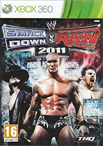 Smackdown VS Raw 2011 (Xbox 360) UK Version, Fully US System Compatible