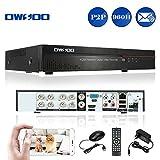 OWSOO 8CH Completo 960H/D1 H.264 P2P Network DVR CCTV Sicurezza Controllo di Telefono Email Allarme di Rilevamento del Movimento per Telecamera di Sorveglianza - Best Reviews Guide