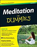 img - for Meditation For Dummies, with Audio CD book / textbook / text book