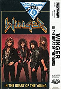 WINGER - In the Heart Of The Young [VHS]