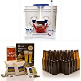 New Brewers Complete Homebrew Beer Making Kit by Monster Brew Picture