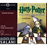 Harry Potter e la pietra filosofale. Audiolibro. 8 CD Audiodi J. K. Rowling