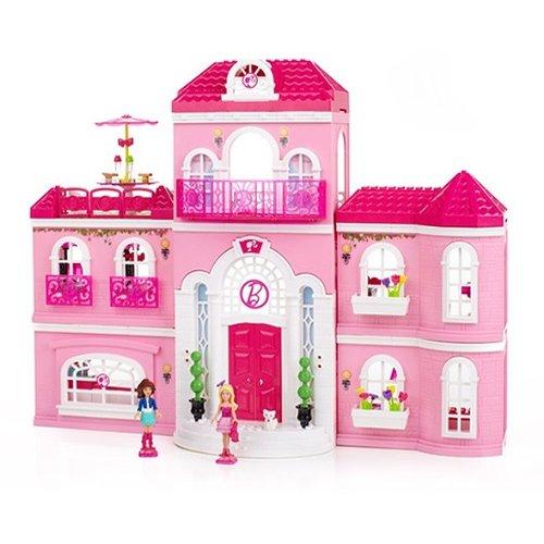 BLOCKS Mega Bloks 80229 Palast für Barbie (80229) online kaufen